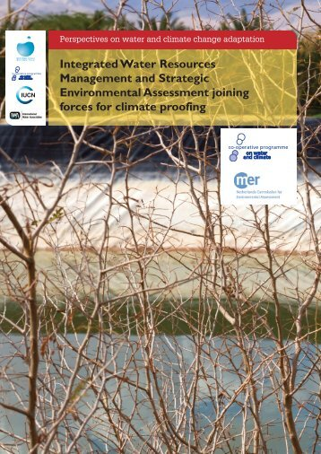 Perspectives on Water and Climate Change Adaptation • 16 • IWRM ...