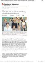 Kompletter Artikel als PDF-Download - Metallbau Schmidt GmbH