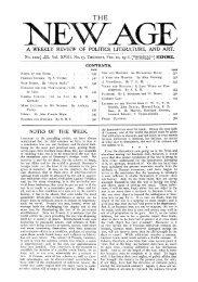 Vol. XVIII No. 15 - Modernist Magazines Project