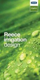 Reece irrigation design