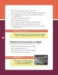 Su guía para evitar y tratar la formación de coágulos - Page 6