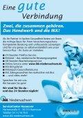 Innungs-News - Innung der Metallbauer und Feinwerkmechaniker ... - Seite 2