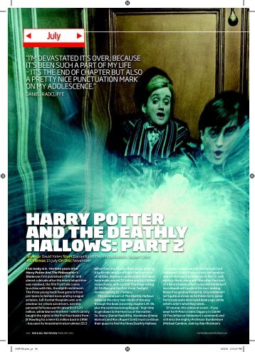 harry potter and the deathly hallows: part 2 - Anne Wollenberg