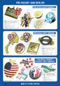 Page 1 PIN MAGNET AND EMBLEM '@ Magnets are the perfect ... - Page 3