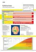 Gehörschutz-Katalog (PDF) - UVEX SAFETY - Seite 6