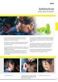 Gehörschutz-Katalog (PDF) - UVEX SAFETY - Seite 7