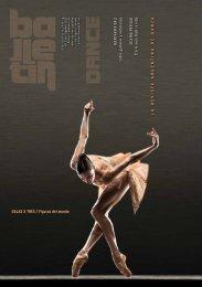 LA REVIS T A AR GENTINA DE D ANZ A MAMA ... - Balletin Dance