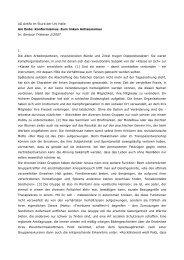 AG Antifa im Stura der Uni Halle Am Ende: Konformismus. Zum ...