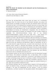 Jan Gerber Kultur der Gewalt. Ein Amoklauf und ... - materialien-kritik