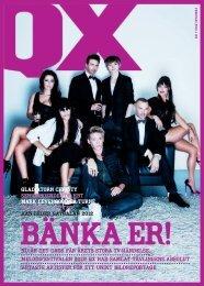 Nu är det dags fär årets stora tv-händelse, Melodifestivalen 2012! - QX