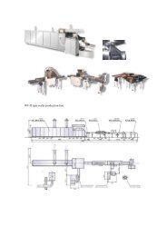 WF-II type wafer production line