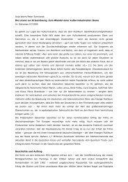 Anja Worm/Peter Siemionek Die Lizenz zur ... - materialien-kritik