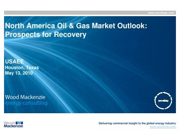 North America Oil & Gas Market Outlook - United States Association ...