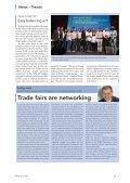 Message issue 3/2011 - Messe Stuttgart - Page 6