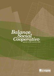 Descargar Balance Social Cooperativo - Ejercicio ... - La Segunda