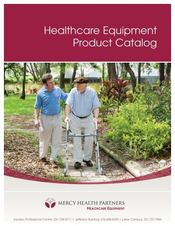 Healthcare Equipment Product Catalog - Home Page-Mercy HME