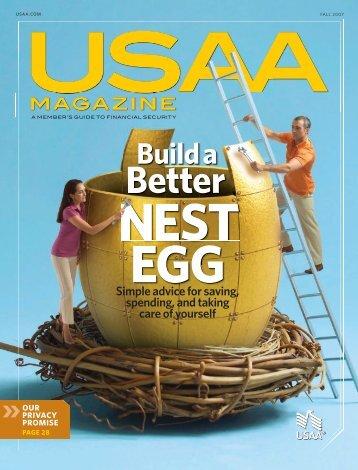 USAA Magazine, Fall 2007 - USAA.com
