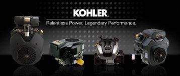 Spanish - Kohler Engines