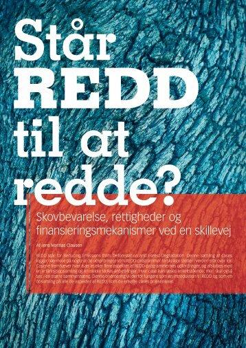Står REDD til at redde? - CARE Danmark