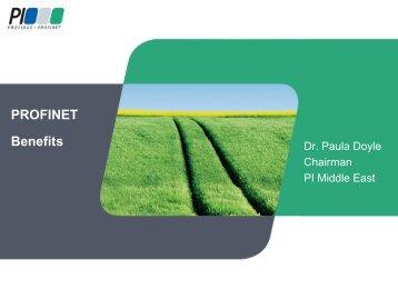 PROFINET - Profibus International