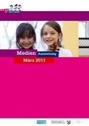 0_Pressespiegel_März 2011_Deckblatt - Jedem Kind ein Instrument