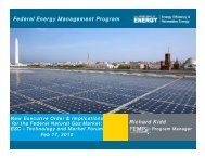 Federal Energy Management Program Richard Kidd - tech-4-you.com