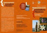 Il programma (707 KB) - Provincia di Bologna
