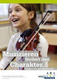fördert den - Jedem Kind ein Instrument
