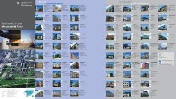 tionen zur Architektur in der Messestadt (PDF -  Messestadt Riem