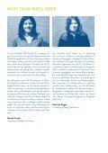 Jahresbericht 2008 - IAESTE Switzerland - Seite 4