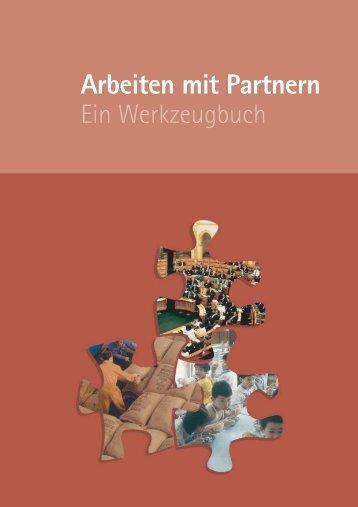 Arbeiten mit Partnern. Ein Werkzeugbuch - Deutsches Global ...