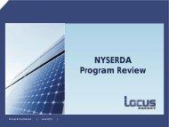 Locus - Business Incubator Association of New York State, Inc.