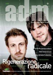 Radical regeneration - A+D+M Network