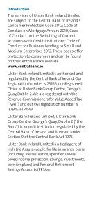 Terms of Business - Ulster Bank - Page 2