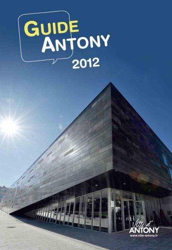 Télécharger - Ville d'Antony