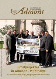 Bürgermeister-Zeitung - Marktgemeinde Admont