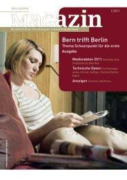 Bern trifft Berlin - Swiss German Club