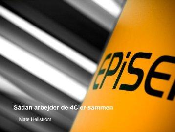 Presentation-Mats Hellstrom - EPiServer World