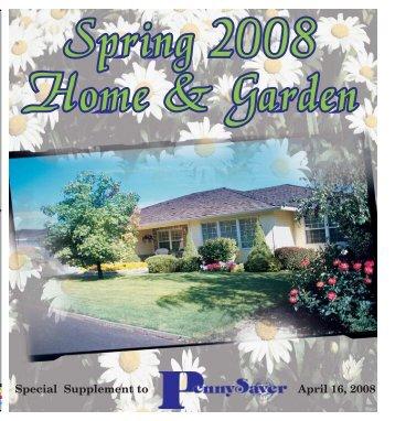 Spring 2008 Home & Garden - Marshalltownpennysaver.com