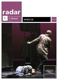 Radar, marzo 2008 - Ayuntamiento de Huesca