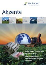 03/2005 - Nordzucker AG