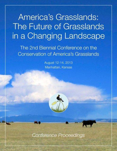 Americas Grasslands Conference Proceedings Final Med Res 031314