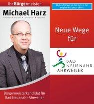 Bürgermeister - Michael Harz