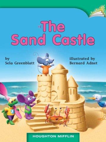 Lesson 28:The Sand Castle