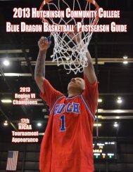 2013 hutchinson community college men's basketball postseason ...