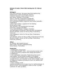 Referat af møde i Grønt Råd mandag den 25. februar 2013 ...