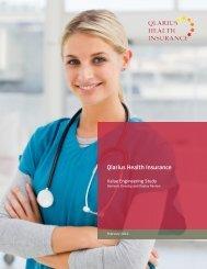 Qlarius Health Insurance - Serena Software
