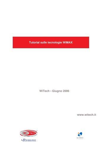 Tutorial sulle tecnologie WiMAX - Key4biz