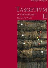Flyer TASGETIVM II [PDF, 1.00 MB] - Thurgau Wissenschaft - Kanton ...