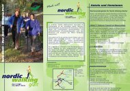 Nordic Walking Sulz-Glatt